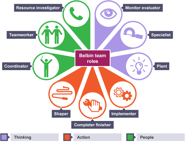 Agilar as Belbin Team Roles Accredited professionals