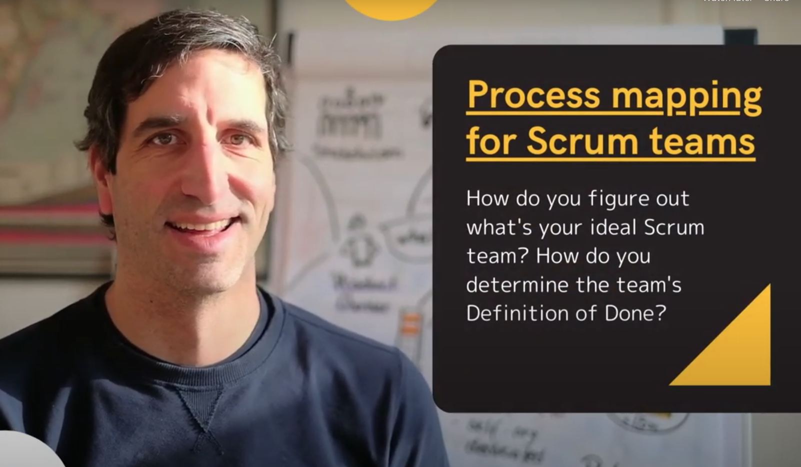 Process Mapping for Scrum Teams
